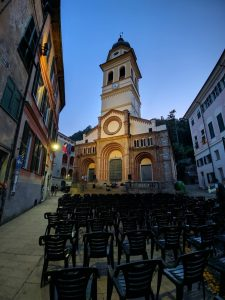 Piazza, Chiesa, Voltaggio