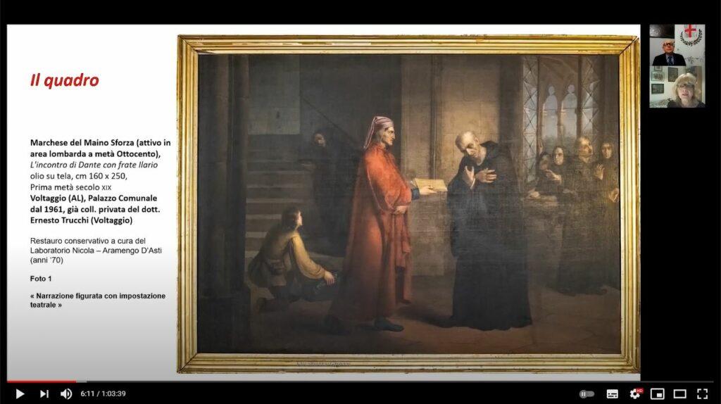 Conferenza dante e Frate Ilaro Elisabetta Ghezzi